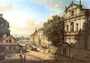 Bridgettine Church and Arsenal