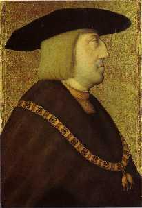 Portrait of the Emperor Maximilian I