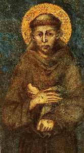 Saint Francis of Assisi (detail)
