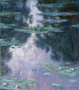 Water Lilies (Nympheas)