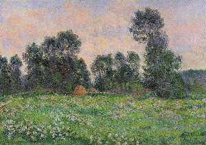 Meadow in Giverny