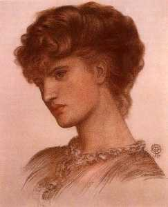 Portrait of Aflaia Coronio