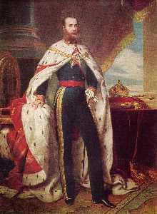 Portrait of Maximilian I of Mexico