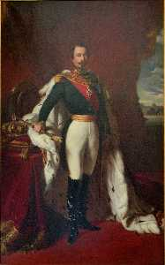 Portrait of Emperor Napoleon III