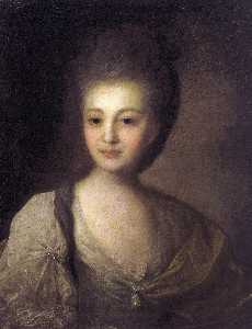 Portrait of Alexandra Struiskaya