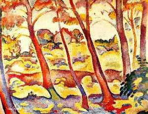 Landscape at La Ciotat