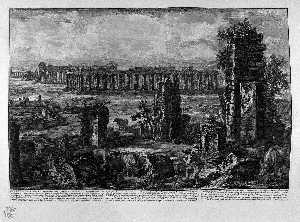 Wikioo.org - The Encyclopedia of Fine Arts - Artist, Painter  Giovanni Battista Piranesi