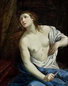 The Suicide of Lucretia