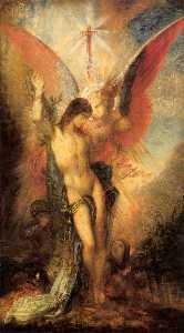 St. Sebastian and the Angel