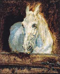 White Horse ''Gazelle''