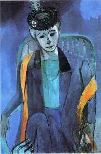 Portrait of Mme. Matisse