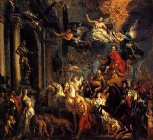 The Triumph of Frederic-Henri