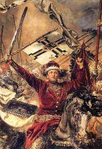 Battle ofGrunwald (detail) (8)