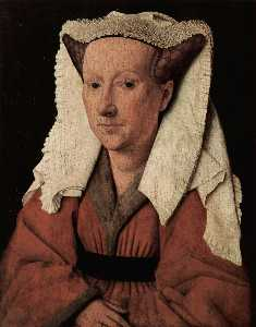 Portrait of Margaret van Eyck