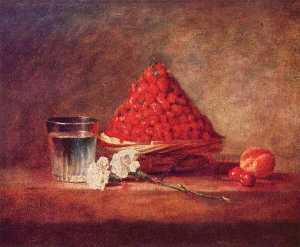 Strawberry Basket Canasta de fresas