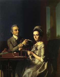 Mr.and Mrs.Thomas Mifflin