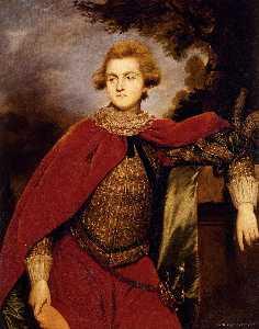 Portrait of Lord Robert Spencer