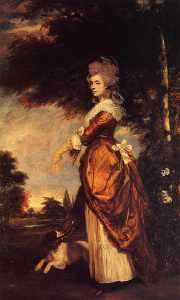 Mary Amelia, 1st Marchioness of Salisbury