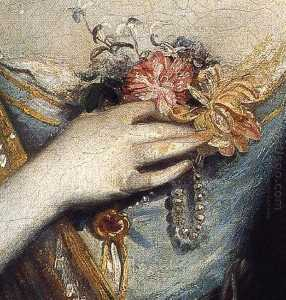Anne Dashwood (detail)