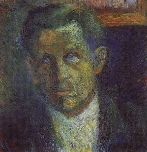 Portrait of Ivan Kliun