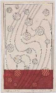 Daghestan rug design bubbles for Backhausen