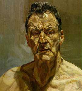 Reflection (Self-Portrait)