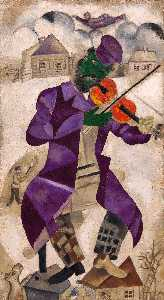 The Green Violinist