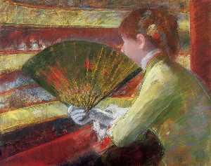 Mary Stevenson Cassatt