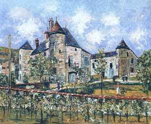 Schloss in Charente