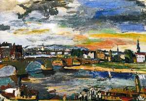 Augustus Bridge - Dresden