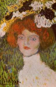 Madrilenian (Head of young woman)