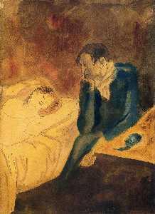 Sleeping woman (Meditation)
