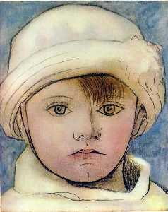 Portrait of Paulo, artist's son
