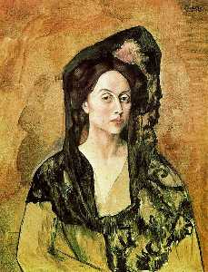 Portrait of Madame Canals
