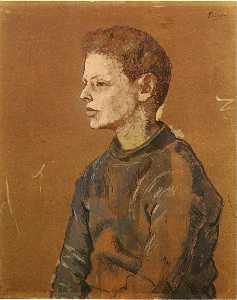 Portrait of Allan Stein