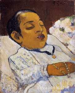 Portrait of Atiti