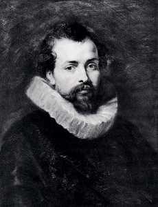 Portrait of Philip Rubens