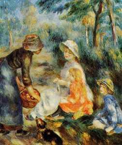The Apple Seller