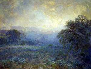 Dawn in the Hills