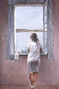 Figure at a Window