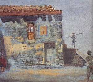 Noon (Barracks of Port Lligat)