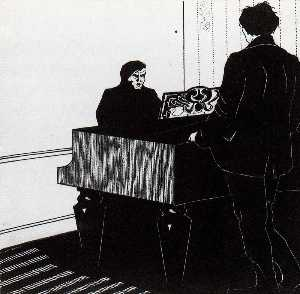 Pianist and Listener