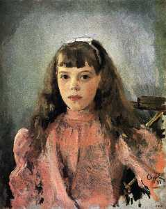 Portrait of Grand Duchess Olga Alexandrovna