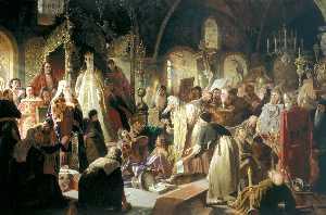 Nikita Pustosviat. Dispute on the Confession of Faith