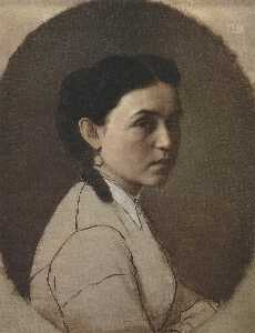 Portrait of E.E. Perov