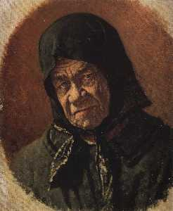 Beggar, Ninety Six Years Old