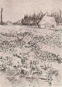 Landscape with Hut in the Camargue