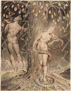 The Temptation and Fall of Eve