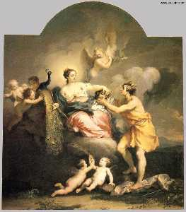 Wikioo.org - The Encyclopedia of Fine Arts - Artist, Painter  Jacopo Amigoni