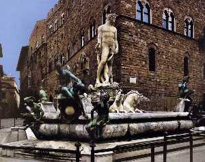 Wikioo.org - The Encyclopedia of Fine Arts - Artist, Painter  Bartolomeo Ammanati